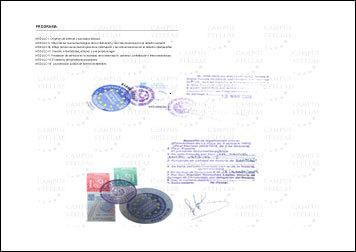 Diploma con Apostilla de la Haya
