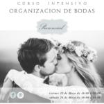 Curso Intensivo Presencial de Organización de Bodas en Santiago