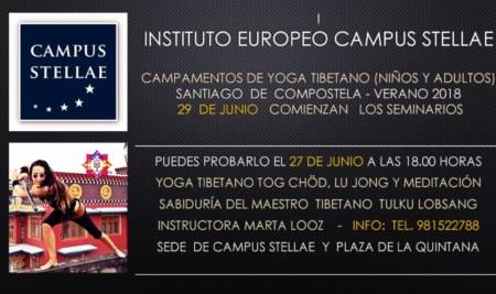 Seminarios de yoga tibetano