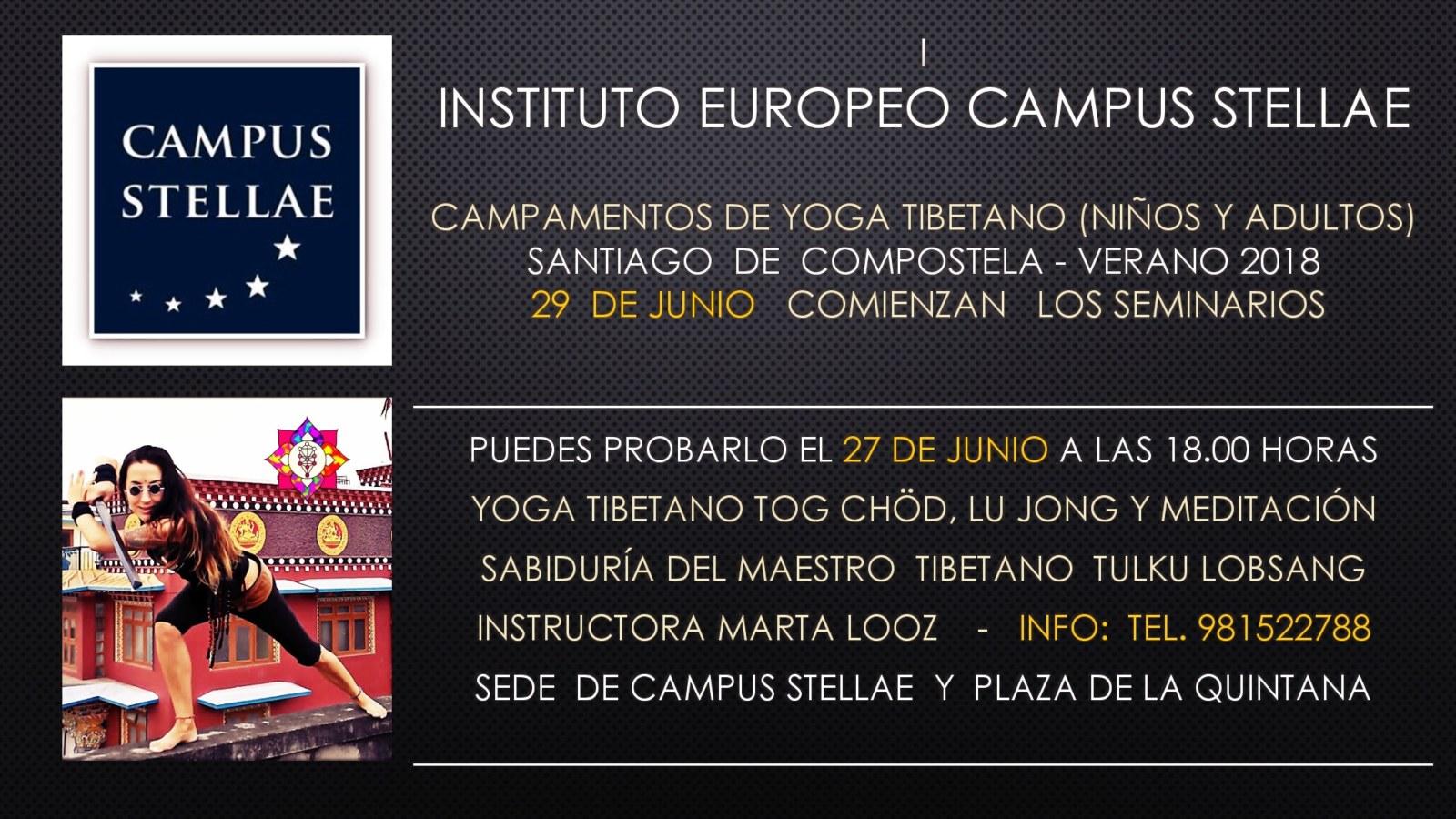 Seminarios Yoga Tibetano