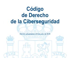 Código de Derecho de la Ciberseguridad