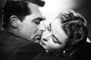 Besos -NOTORIOUS, Cary Grant, Ingrid Bergman, 1946