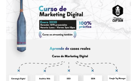 Curso de Marketing Digital Presencial en Santiago de Compostela
