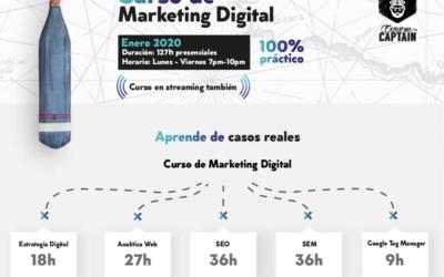 Curso de Marketing Digital – Presencial